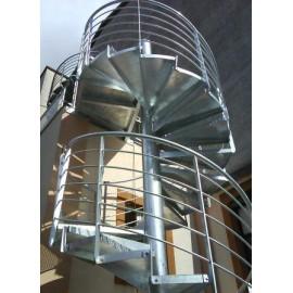 Escaliers hélicoïdaux ou en colimaçon