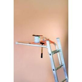 Ecarteur de mur pour échelles